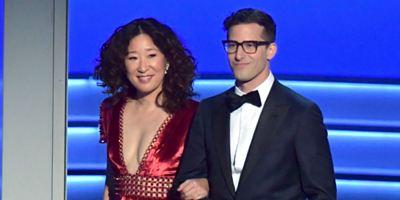 Globo de Ouro 2019: Sandra Oh e Andy Samberg vão apresentar a premiação