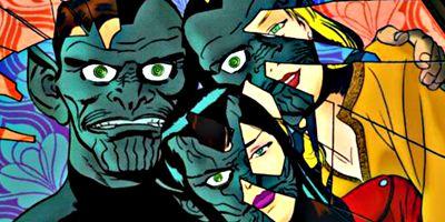 Marvel anuncia nova HQ protagonizada pelos Skrulls antes da estreia de Capitã Marvel