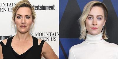 Kate Winslet e Saoirse Ronan vão se apaixonar em drama de época