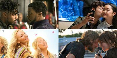 Retrospectiva 2018: Os 20 melhores filmes do ano segundo os leitores do cinema