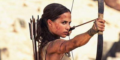 Dicas do Dia: Tomb Raider - A Origem e De Repente 30 são os destaques de hoje