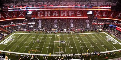 Super Bowl terá transmissão ao vivo nos cinemas brasileiros