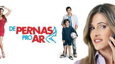 De Pernas pro Ar 2 ganha data de estreia