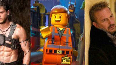 Bilheterias Estados Unidos: Em sua terceira semana, Lego fatura mais que todas as estreias reunidas