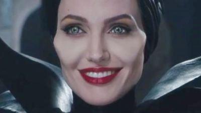 Malévola: Personagem de Angelina Jolie causa situação constrangedora em cena divulgada pela Disney