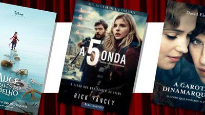 20 filmes adaptados de livros em 2016