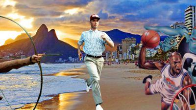 O cinema e os esportes olímpicos