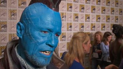 Comic-Con 2016: Veja a caracterização de Michael Rooker como Yondu para o painel da Marvel