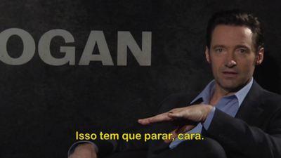 Logan: Hugh Jackman 'revela' quais presentes recebeu de Ryan Reynolds, que o queria em Deadpool 2 (Entrevista Exclusiva)
