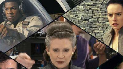 Star Wars - Os Últimos Jedi ganha novas e empolgantes imagens dos protagonistas