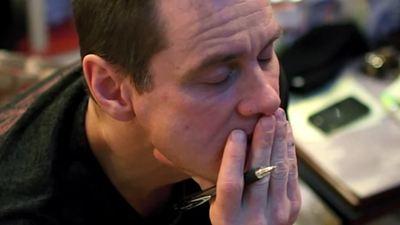 Jim Carrey agora é um talentoso pintor e documentário sobre o ator viraliza