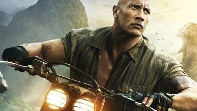 Jumanji: Bem-Vindo à Selva torna-se o filme mais lucrativo de Dwayne Johnson nos Estados Unidos