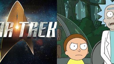 Star Trek vai ganhar série animada do criador de Rick and Morty