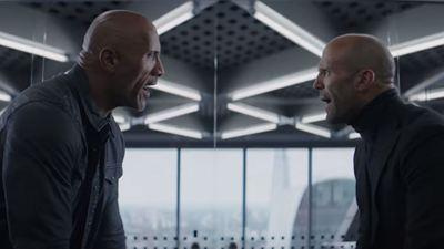 Hobbs & Shaw: Trailer do spin-off de Velozes & Furiosos traz parceria entre Dwayne Johnson e Jason Statham