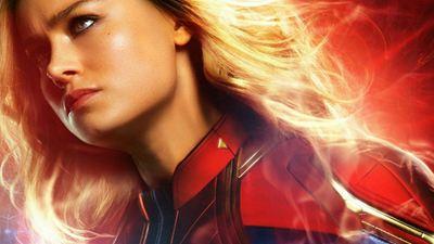 Capitã Marvel ganha site no estilo dos anos 90