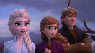Frozen 2: Elsa testa seus poderes no primeiro trailer da continuação
