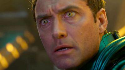 Capitã Marvel: Livro oficial confirma identidade de Jude Law