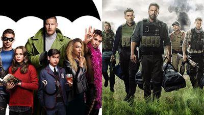Netflix revela números de audiência de The Umbrella Academy e Operação Fronteira