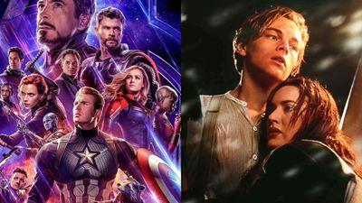 Vingadores: Ultimato supera Titanic nas bilheterias mundiais