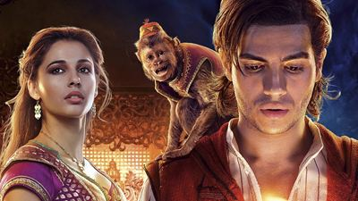 Bilheterias Brasil: Aladdin não dá chance a Godzilla 2 e Rocketman
