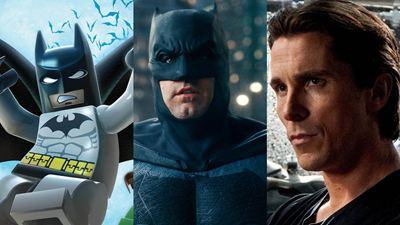Enquete da Semana: Quem interpreta o melhor Batman?