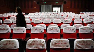 China decreta o fechamento de seus cinemas novamente