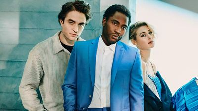 Tenet: John David Washington, Robert Pattinson e Elizabeth Debicki em fotos inéditas do filme