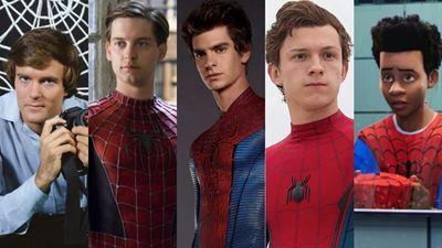 Qual é o melhor Homem-Aranha de todos os tempos? (Enquete)