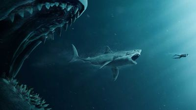Megatubarão e outros grandes monstros do cinema