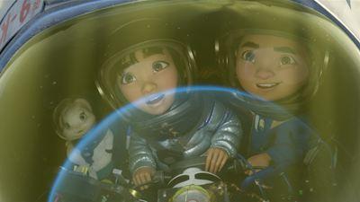 A Caminho da Lua: Nova animação da Netflix ganha trailer cheio de aventuras