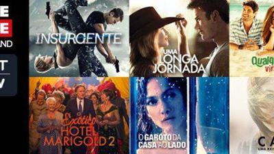 A Série Divergente: Insurgente e Uma Longa Jornada estão no Telecine On Demand