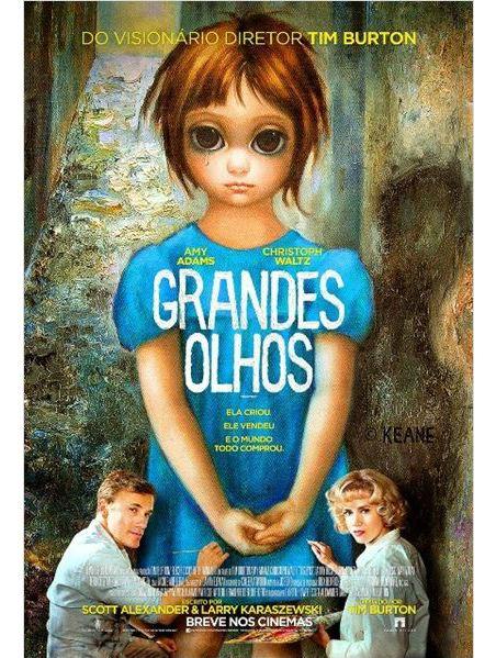 Trilha Sonora - Filme Grandes Olhos