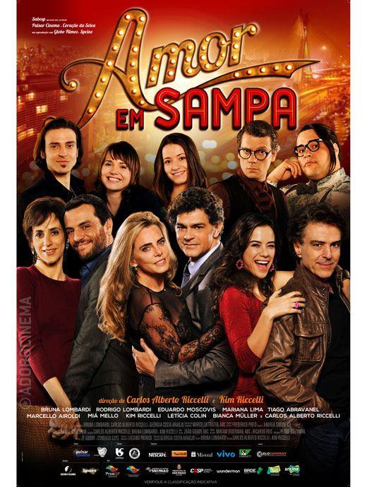 Assistir: Amor em Sampa - Online HD