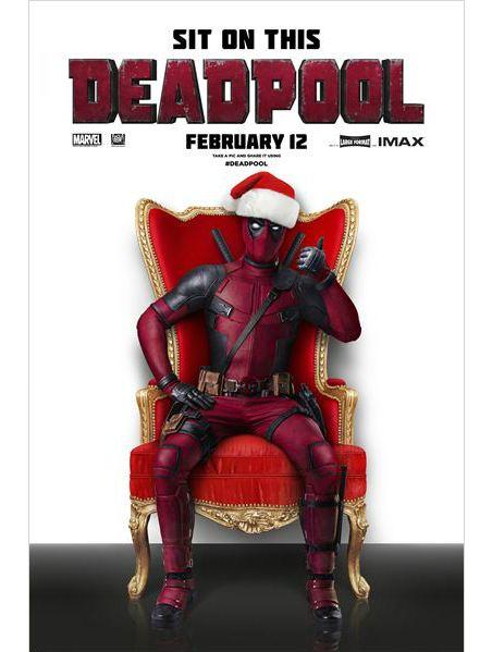 Deadpool: Trailer de Natal tem sangue, Colossus, briga de mulheres e mais sangue
