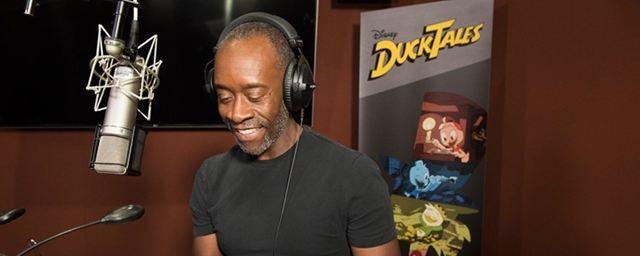 Comic-Con 2018: Don Cheadle dará voz ao Pato Donald em DuckTales