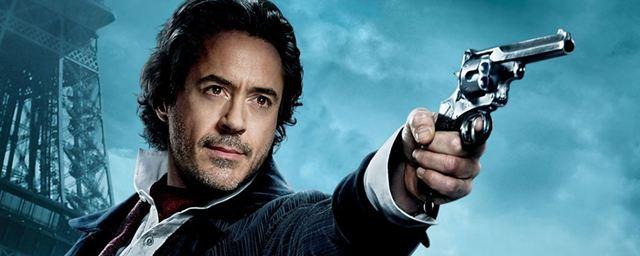 Robert Downey Jr. brinca sobre preparação para Sherlock Holmes 3