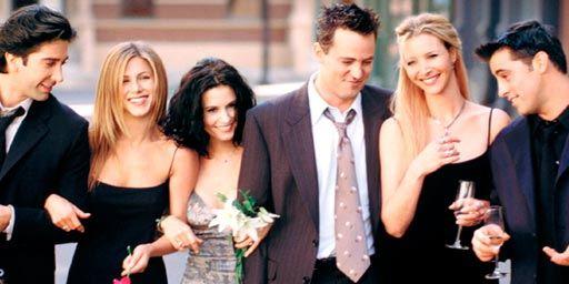 Friends é a série inesquecível favorita dos leitores do cinema