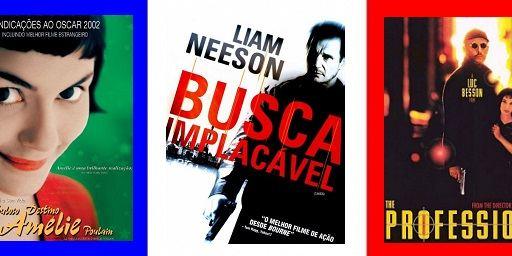 20 filmes franceses populares