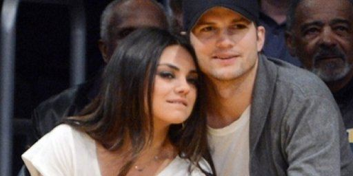 Mila Kunis está grávida de Ashton Kutcher