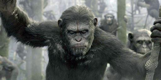 Planeta dos Macacos: O Confronto é a principal estreia da semana