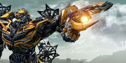 Transformers: A Era da Extinção chega ao bilhão