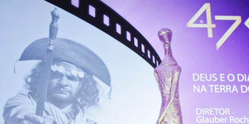 "Festival de Brasília 2014: Noite de abertura tem Glauber Rocha e o ""Brasil filmando o Brasil"""