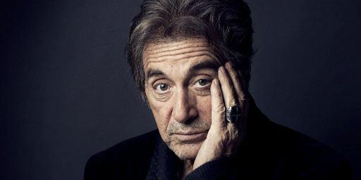 Al Pacino quer atuar em filme da Marvel