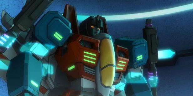 Veja as primeiras imagens da série animada Transformers: Combiner Wars