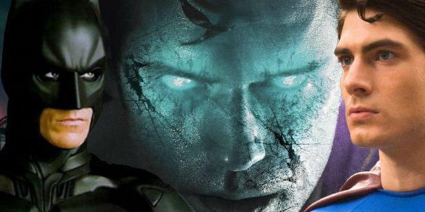 E se Batman Vs Superman fosse estrelado por Brandon Routh e Christian Bale?