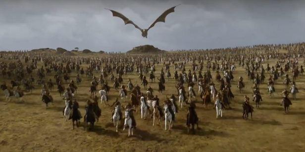 """Game of Thrones: """"A Grande Guerra chegou"""", avisa o trailer da sétima temporada"""