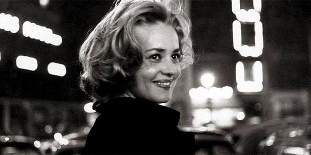 Morre aos 89 anos a lendária atriz francesa Jeanne Moreau