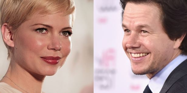 Michelle Williams e Mark Wahlberg enfrentam o assédio da imprensa na primeira imagem de All The Money In The World