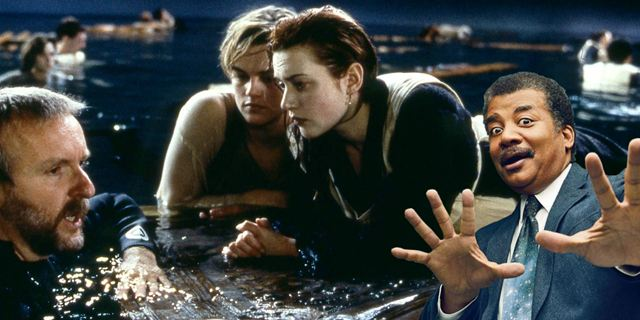 Neil DeGrasse Tyson explica o real problema envolvendo cena final de Jack e Rose em Titanic