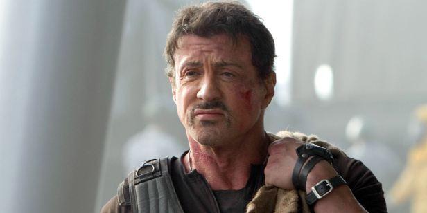 Sylvester Stallone está confirmado em Os Mercenários 4